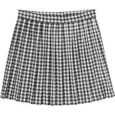 Monki Marnia skirt ($33) ❤ liked on Polyvore featuring skirts, bottoms, clothes - skirts, saias, cheery check, checkerboard skirt, checkered skirt, checked skirt and monki