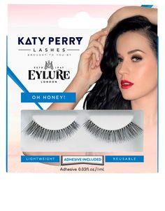Image 1 ofKaty Perry Lashes By Eylure - Oh Honey