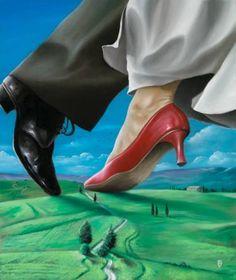 "Saatchi Art Artist Francesco Raffa; Painting, ""Armonia"" #art"