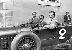 LE MANS 1930 - Bentley Speed Six #2