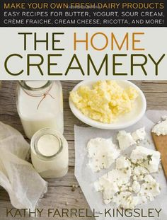 the home creamery.