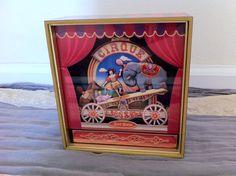 Koji Murai Dancing Clown Music Box by jaesarah on Etsy