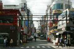 Pusan, Korea S. i was born here, but would like to go back and learn more about my birth place