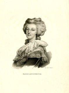 British Museum - Marie Antoinette