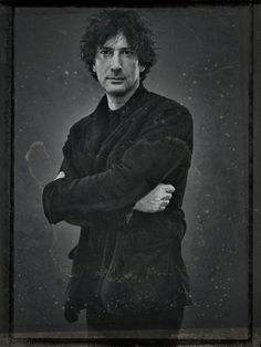 Neil Gaiman | Black Phoenix Alchemy Lab