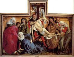 Van der Weyden - Descent from the Cross
