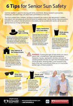 No matter what the age, skin cancer is a real threat. Take the precautions in this helpful infographic to heart. #SkinCancer #Safety