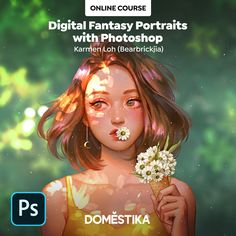 Fuse your imagination through this program to create your own unique fantasy narration into your digital portraits.