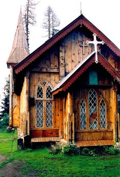 St Mathew's Church Nathiagali by Zain Mankani, via Flickr