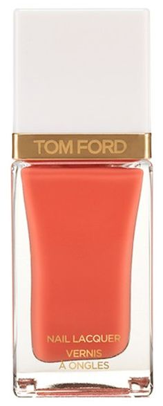 Love this nail lacquer by Tom Ford in coral http://rstyle.me/n/fj5ajnyg6