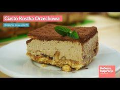Pizza Korona Kobieceinspiracje.pl Tiramisu, Cook, Baking, Ethnic Recipes, Bakken, Tiramisu Cake, Backen, Sweets, Pastries