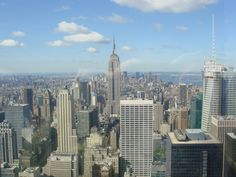 Top of the Rock in NewYork