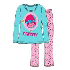 Girls Trolls Poppy Pyjamas