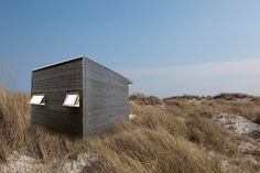 To bring modular home additions to great outdoors, Danish studio Onen and Swedish company Add-A-Room have put their heads together to bring rustic cottage Modern Prefab Homes, Prefabricated Houses, Modular Housing, Modular Homes, Rustic Cottage, Cottage Style, Add A Room, Weekend House, Home Additions