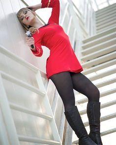 Star Trek Crew, Star Trek 1, Star Trek Uniforms, Star Trek Cosplay, Star Trek Images, Star Trek Characters, Celebrity Stars, Thing 1, Leggings