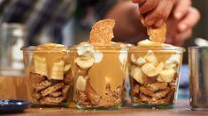 Tim Mälzer » Ninas Bananen-Karamell-Dessert