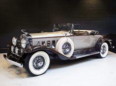 Cadillac V16 452 Roadster '1930.