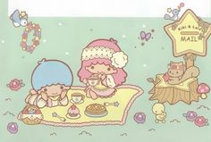 """""""Joy of Cooking"""" via Sanrio, as collected on 19/05/2014"""