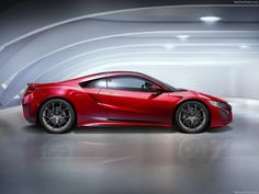 2016 Acura NSX Side - http://car-pictures.info/2016-acura-nsx-side/
