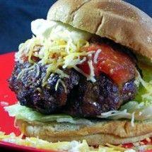 Burgers: Sizzling Southwest Burgers