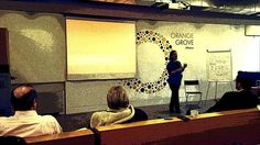 """Workshop IV """"Cash is a startup's best friend"""" - by Myrto Papathanou at #ImpactDay2015"""