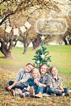 Melissa Gomez Photography: Family Christmas Card Portrait Photography   Paso Robles