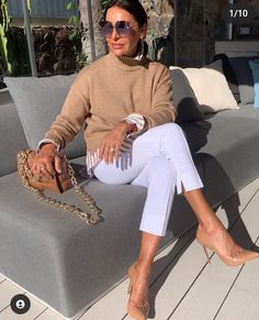 Stylish Winter Outfits, Stylish Clothes For Women, Casual Fall Outfits, Classy Outfits, Chic Outfits, Fashion Outfits, Mode Chic, Mode Style, Mature Women Fashion