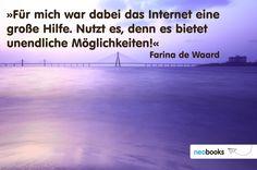 https://www.neobooks.com/self-publishing/expertentipps/Farina-de-Waard  #Motivation #Schreiben #Autor