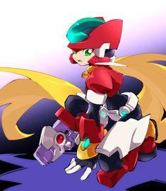 Dope Cartoons, Dope Cartoon Art, Mega Man, Megaman Zero, Megaman Series, Heroes Reborn, Legion Of Superheroes, Fighting Robots, Man Art