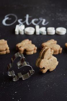 Schoko Osterkekse Veggies, Cookies, Sweet Stuff, Food, Easter, Christmas, Baby, Healthy Muffins, Healthy Snack Foods