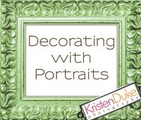 Ideas for decorating with photos