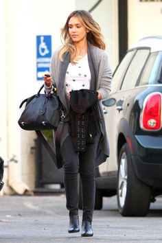 New ways to style your denim this season, as seen on the most stylish celebs.