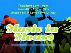Music in Mears - Starting tonight!  Thursdays throughout the summer  6:00 -The Annie Lawlwer Band  6:45 -Crossing Guards  8:00 -Dan Israel and the Cultivators