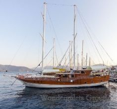 Superior wg kq 003 gulet charter Greece Turkey 24meters