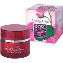 Anti Age ULTRA Face Cream with natural Rose Oil