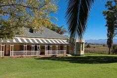 Oudtshoorn in Oudtshoorn Rural, Western Cape