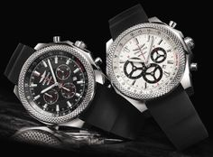 Breitling for Bentley | The Breitling for Bentley Barnato is available with a black or silver ...
