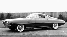 Amelia's obscure and stylish concept cars - PreWarCar
