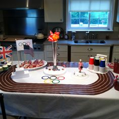 Our LONDON 2012~OLYMPIC Party !!! :D