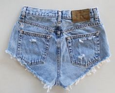 Calvin Klein denim shortpants
