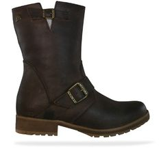 MTNG Originals Womens Leather Boots  Brown  SIZE US 5 *** Click image to review more details.