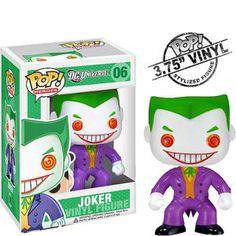 DC Comics The Joker Pop! Vinyl Figure: Image 1