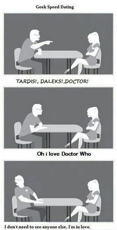 Doctor who - Accurate post is accurate.