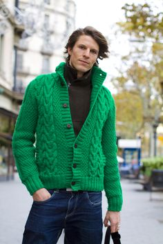 Street Style Verde!