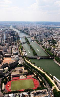 {the beauty of Paris}