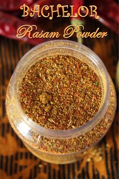 Rasam powder is one of the most requested recipe in yummy tummy. I dont usually make rasam powder, i use a combination of spices and m. Masala Powder Recipe, Masala Recipe, Homemade Spices, Homemade Seasonings, Easy Rasam Recipe, Indian Food Recipes, Andhra Recipes, Yummy Recipes, Kitchens