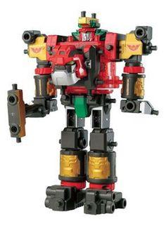 OFFICIAL BANDAI MACHINE ROBO MUGENBINE ROBOT MRM GUARDKONG MIB ACTION FIGURE