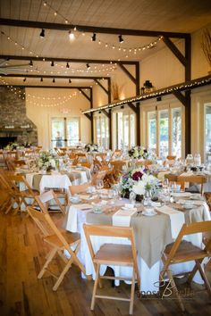 Inside Shot Of Our Event Barn Http Www Thefarmevents