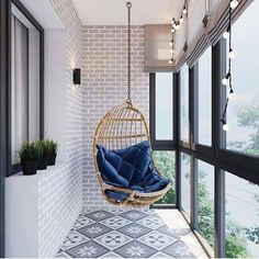 Balkon Design of balconies and loggias is gaining popularity. All due to the fact that … – Balkon ideen House Design, Terrace Decor, Balcony Furniture, House Interior, Apartment Decor, Interior Balcony, Home Interior Design, House Interior Decor, Apartment Balcony Decorating