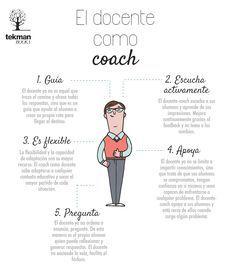 El docente como coach en Blog de Educación y Pedagogía - tekman Books